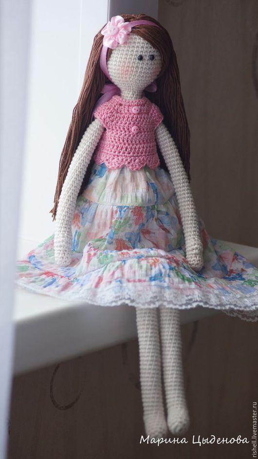 Куклы Тильды ручной работы. Ярмарка Мастеров - ручная работа. Купить Куклы в стиле Тильда. Handmade. Белый, тильда, вискоза