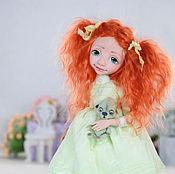"""Куклы и игрушки ручной работы. Ярмарка Мастеров - ручная работа Авторская кукла """"Ульяна"""". Handmade."""