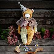 Куклы и игрушки ручной работы. Ярмарка Мастеров - ручная работа мишка По. Handmade.