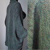 Одежда ручной работы. Ярмарка Мастеров - ручная работа Болеро-накидка -шарф из кид-мохера и мериноса. Handmade.