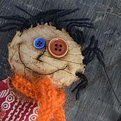 Куклы и игрушки ручной работы. Ярмарка Мастеров - ручная работа Чердачная кукла  Фоса. Handmade.