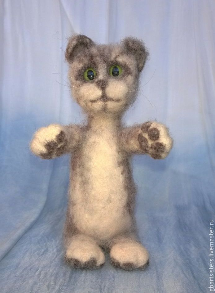 Toy Munchkin Cat – shop online on Livemaster with shipping ...