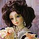 Коллекционные куклы ручной работы. Заказать Елизавета. Елена Орлова. Ярмарка Мастеров. Кукла интерьерная, состаренная игрушка, Паперклей