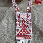 "Украшения handmade. Livemaster - original item Pendant ""Makosh"", necklace,Gerdan. Handmade."