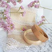 Браслет из бусин ручной работы. Ярмарка Мастеров - ручная работа Браслеты из дерева. Handmade.