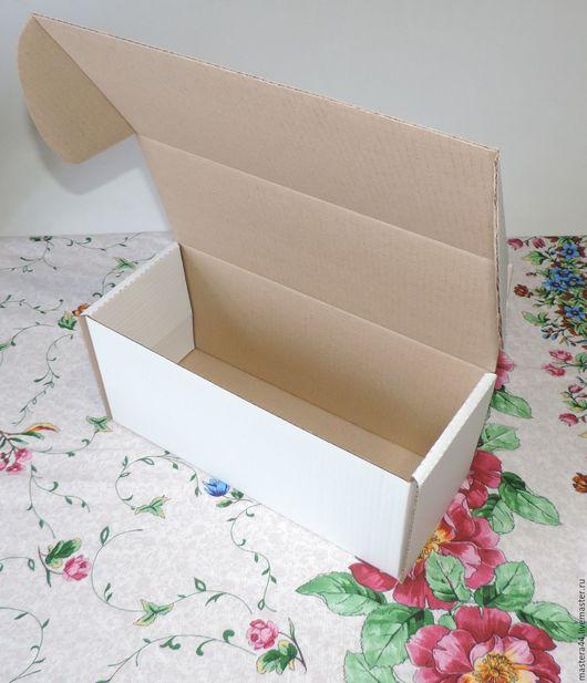 Упаковка ручной работы. Ярмарка Мастеров - ручная работа. Купить коробка микрогофрокартон. Handmade. Коробка картонная, упаковка картонная, картон