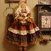 Куклы и игрушки ручной работы. Ярмарка Мастеров - ручная работа Маша и миша. Handmade.