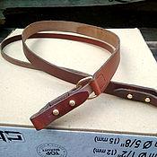 Сувениры и подарки handmade. Livemaster - original item Belt running (three-point) silent mod.4 ECO. Handmade.