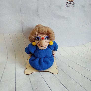 Куклы и игрушки ручной работы. Ярмарка Мастеров - ручная работа Юбаба. Handmade.