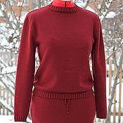 Одежда handmade. Livemaster - original item Suit Merino wool