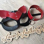 Аксессуары handmade. Livemaster - original item Fox mask and choker. Handmade.