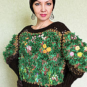 Одежда handmade. Livemaster - original item Jumper-the picture is