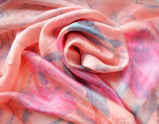 осенняя мода, шелковый платок, модная одежда