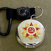 Сувениры и подарки handmade. Livemaster - original item Pocket ashtray