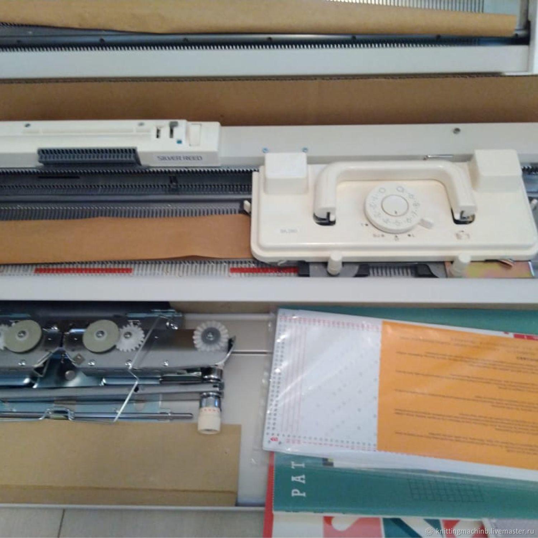 Вязальная машина Silver Reed SK280/SRP60, Инструменты для вязания, Москва,  Фото №1