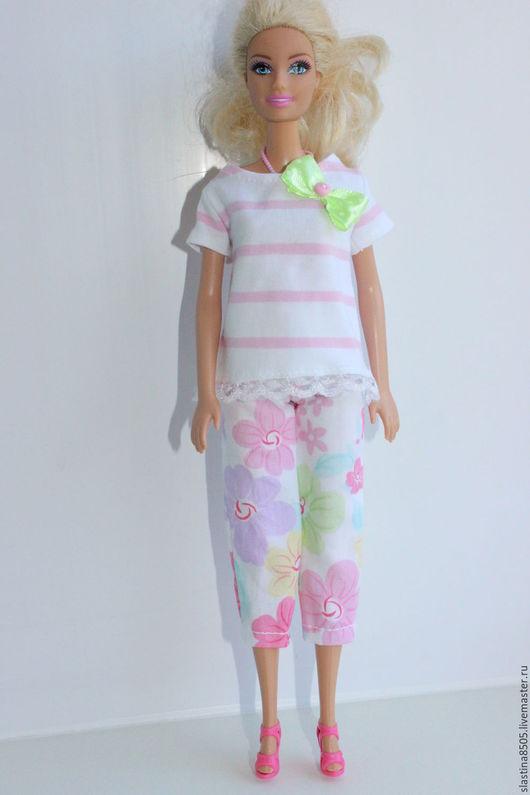 Одежда для кукол ручной работы. Ярмарка Мастеров - ручная работа. Купить Одежда для Барби. Handmade. Комбинированный, barbi, кукольная одежда