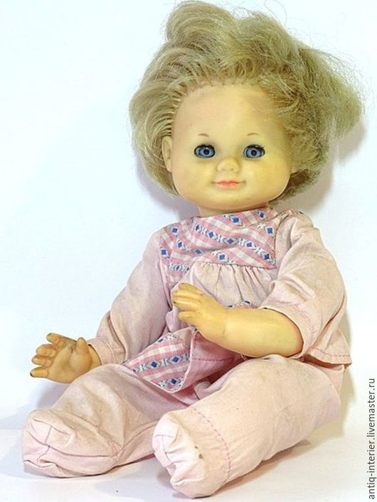 Винтажные предметы интерьера. Ярмарка Мастеров - ручная работа. Купить Коллекционная кукла, черепашка Schildkrot. Handmade. Винтаж, кукла в подарок