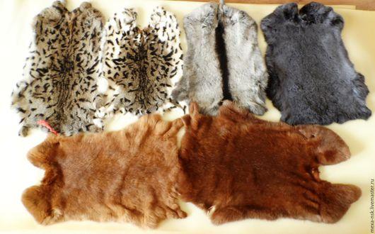 Шитье ручной работы. Ярмарка Мастеров - ручная работа. Купить кролик, мех, натуральный мех, шиншила. Handmade. Кролик