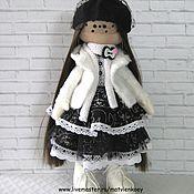 Куклы и игрушки ручной работы. Ярмарка Мастеров - ручная работа Кукла интерьерная Жозефина. Handmade.