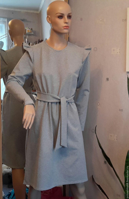 Платья из трикотажа с доставкой