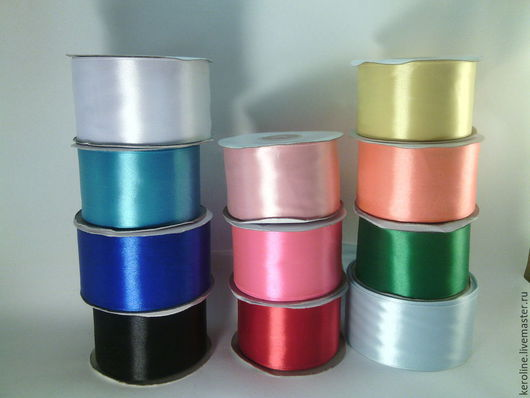 50мм-белый,васильковый,синий,черный,розовый,красный,желтый,оранжевый,зеленый,голубой