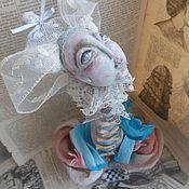 Куклы и игрушки ручной работы. Ярмарка Мастеров - ручная работа Белая Шахматная Королева. Handmade.