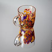 Посуда ручной работы. Ярмарка Мастеров - ручная работа чайная чашка. Handmade.