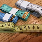 Материалы для творчества ручной работы. Ярмарка Мастеров - ручная работа Сантиметр 2 метра ( Япония). Handmade.