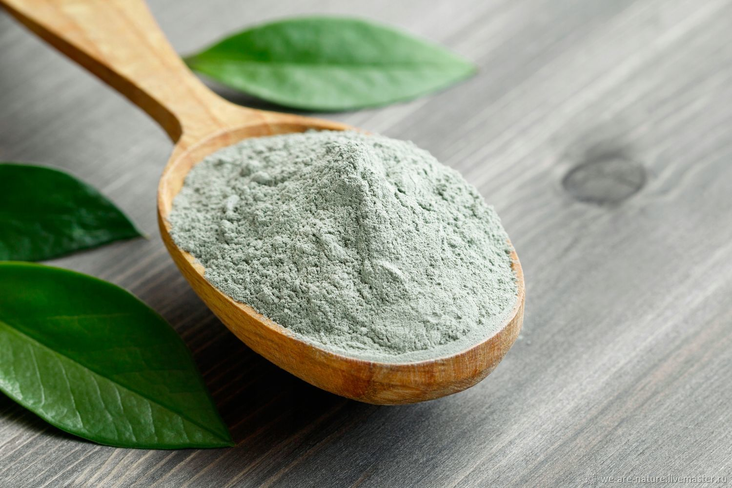 Natural blue clay powder, Mask for the face, Jags,  Фото №1