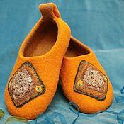 Обувь ручной работы. Ярмарка Мастеров - ручная работа Солнечная фантазия. Handmade.