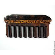 Сувениры и подарки handmade. Livemaster - original item Wooden comb for your wallet (size of credit card). Handmade.