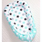 Подарок новорожденному ручной работы. Ярмарка Мастеров - ручная работа Гнездышко для новорожденного. Handmade.