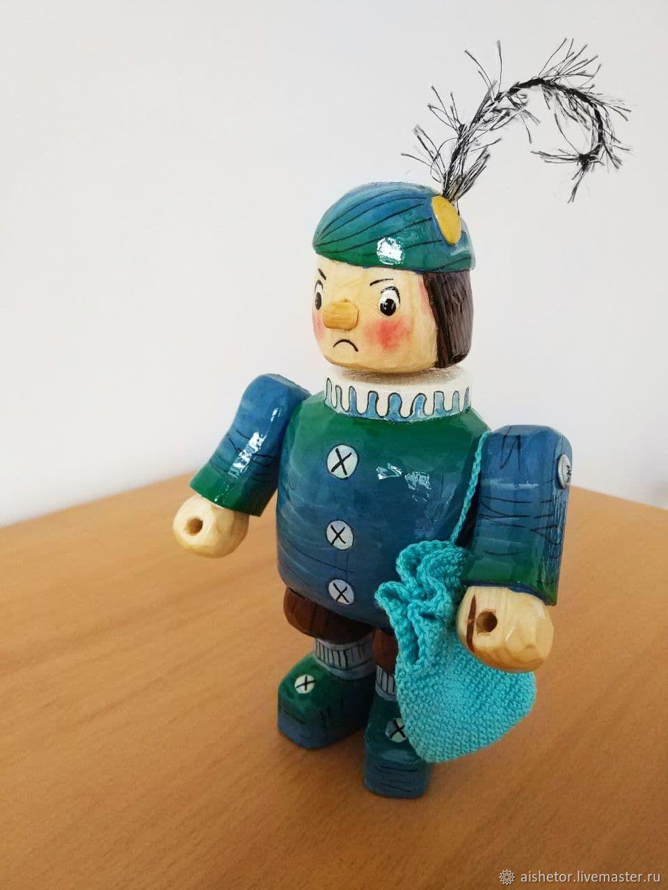 Cabr Gwyn wooden toy, Miniature figurines, Moscow,  Фото №1