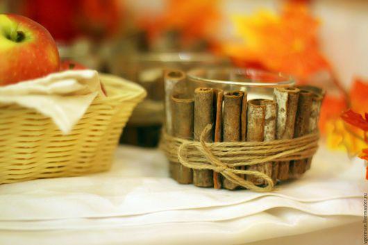 Подсвечники ручной работы. Ярмарка Мастеров - ручная работа. Купить Волшебные свечи. Handmade. Рождество, Свечи, свадьба, ваниль, стекло