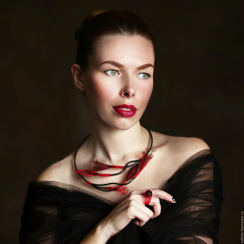 """Колье """"Passion"""", Necklace, Ekaterinburg,  Фото №1"""