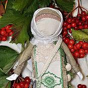 Куклы и игрушки ручной работы. Ярмарка Мастеров - ручная работа Подарок-оберег Лялька мотанка. Handmade.