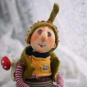Куклы и игрушки ручной работы. Ярмарка Мастеров - ручная работа Фроуд - добрый гном. Handmade.