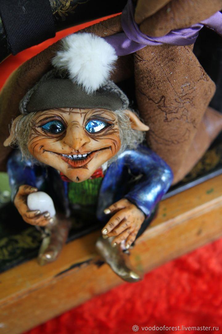 "Кукла амулет: ""Исполнитель желаний"", Куклы - обереги, Тольятти, Фото №1"