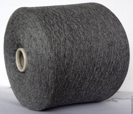 Пряжа New Mill Regent Состав: кашемир 100% Nm: 1/18, то есть 1800 м в 100 г Цвет: серый меланж Стоимость указана за 1 кг.  Размотка бесплатно.