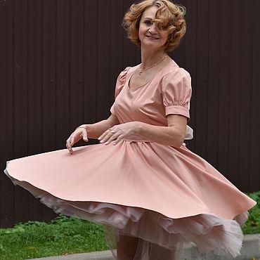 """Одежда ручной работы. Ярмарка Мастеров - ручная работа Нарядное платье """"Балерина"""". Handmade."""