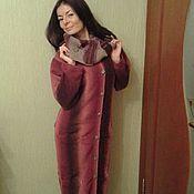"""Одежда ручной работы. Ярмарка Мастеров - ручная работа Пальто """"Вишенка"""". Handmade."""
