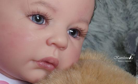 Куклы-младенцы и reborn ручной работы. Ярмарка Мастеров - ручная работа. Купить Света. Handmade. Розовый, реборн девочка