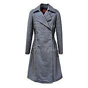 Одежда handmade. Livemaster - original item Coat of Python APRIELLE. Handmade.