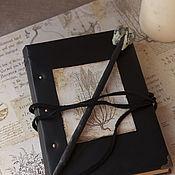 """Блокноты ручной работы. Ярмарка Мастеров - ручная работа Блокнот """"Книга ведьмы"""".. Handmade."""