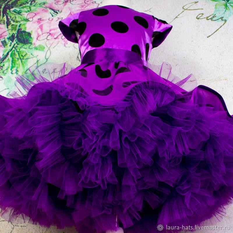 Платье Стиляги для девочки Платье для девочки в стиле Стиляги