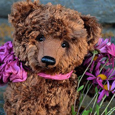 Dolls & toys handmade. Livemaster - original item NESTOR bear with Howler (pattern 1928). Handmade.