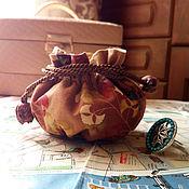 Сумки и аксессуары ручной работы. Ярмарка Мастеров - ручная работа Органайзер для украшений. Handmade.