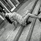 """Одежда ручной работы. Ярмарка Мастеров - ручная работа Платье """" Парижанка"""". Handmade."""