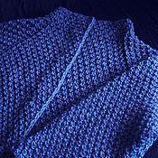 Одежда handmade. Livemaster - original item Cardigan knitted Iris.. Handmade.
