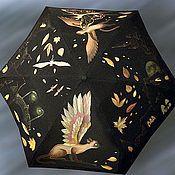Аксессуары ручной работы. Ярмарка Мастеров - ручная работа Сиамский зонтик. Handmade.